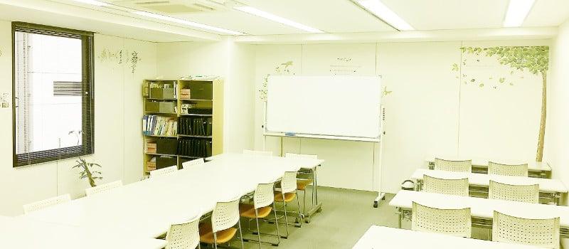 Cocorport横浜関内Office内観