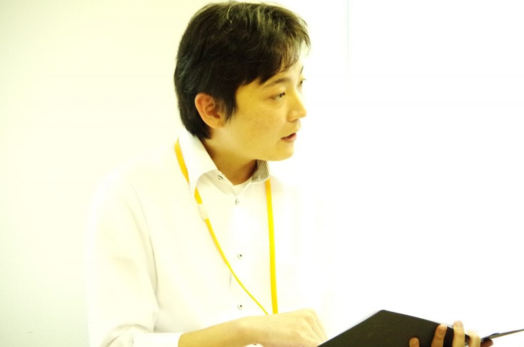 サービス管理責任者 玉谷 敬史