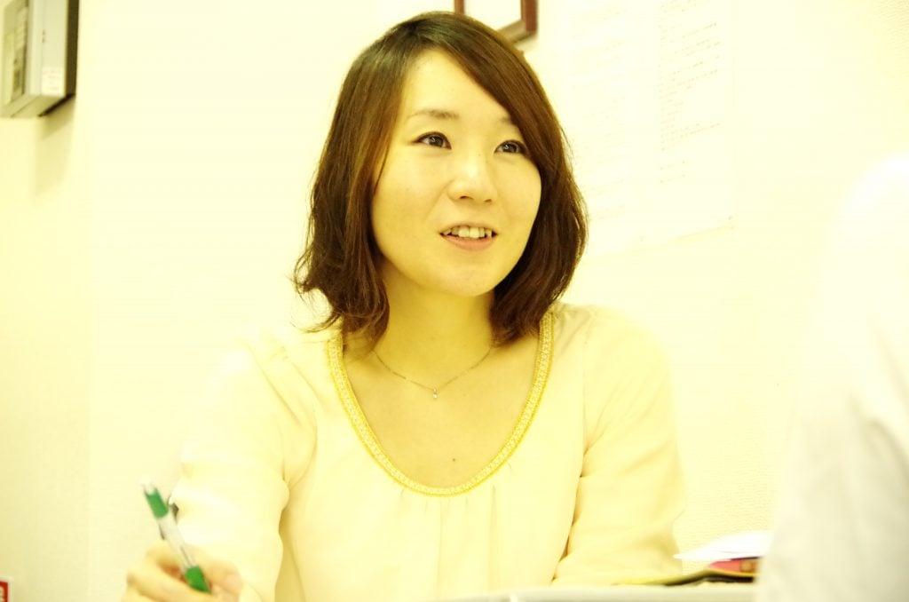Officeマネージャー横田 真佑美