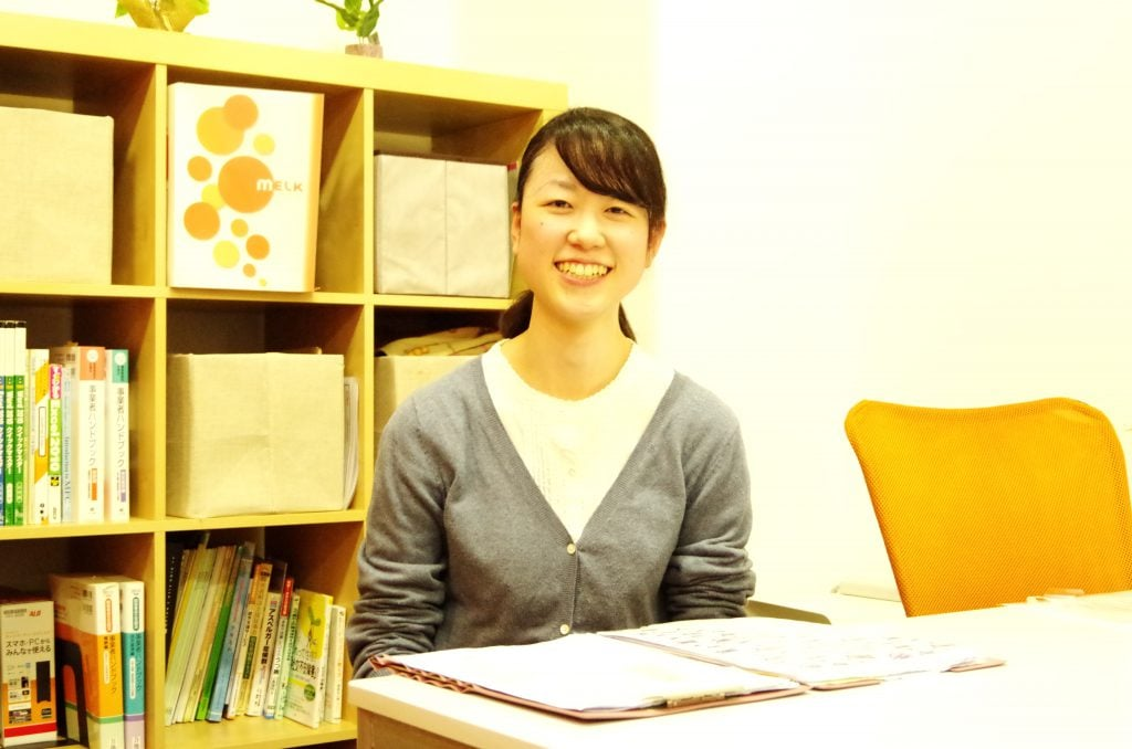 Officeスタッフ関口 友梨