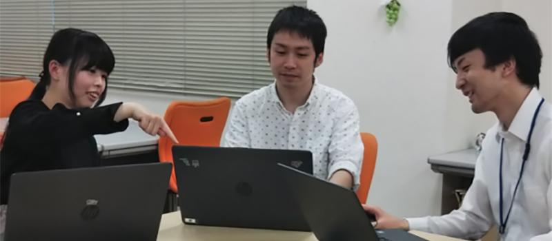 就労移行支援事業所Cocorport湘南藤沢Officeスタッフ