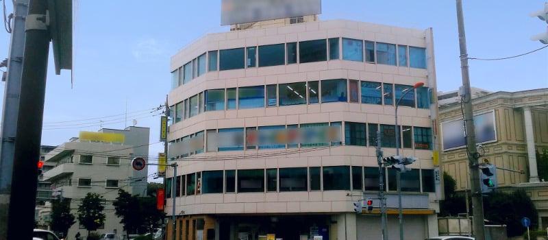 Cocorport武蔵浦和Office外観