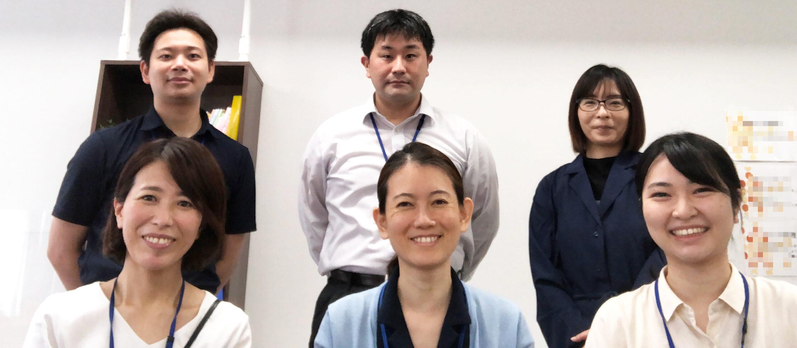 就労移行支援事業所Cocorport横浜Officeスタッフ